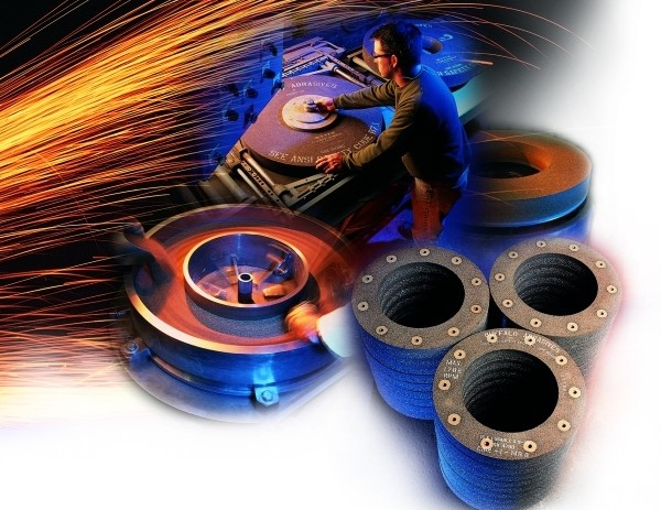 Our one and only business is<br> manufacturing special Grinding and Cutoff Wheels<br>engineered for optimum performance on particular applications