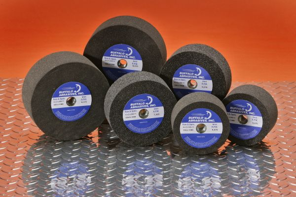 "We manufacture type 6 cup wheels with 5/8-11 arbor holes<br>typically 4-5-6"" diameters, in a full range of grit sizes 600 and coarser<br>for Granite and Marble Counter Top applications"